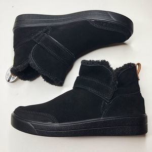 [RYKA]  Suede Valee Ankle Boots